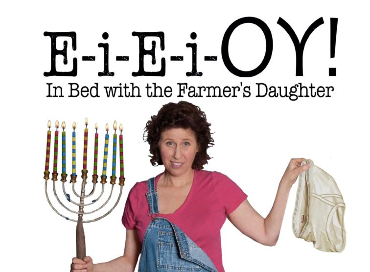 """Vivien Straus presents her one-woman show, """"E-i-E-i-OY"""""""