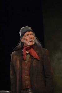James Carpenter as Alfred P. Doolittle. Photo Credit: Jay Yamada.