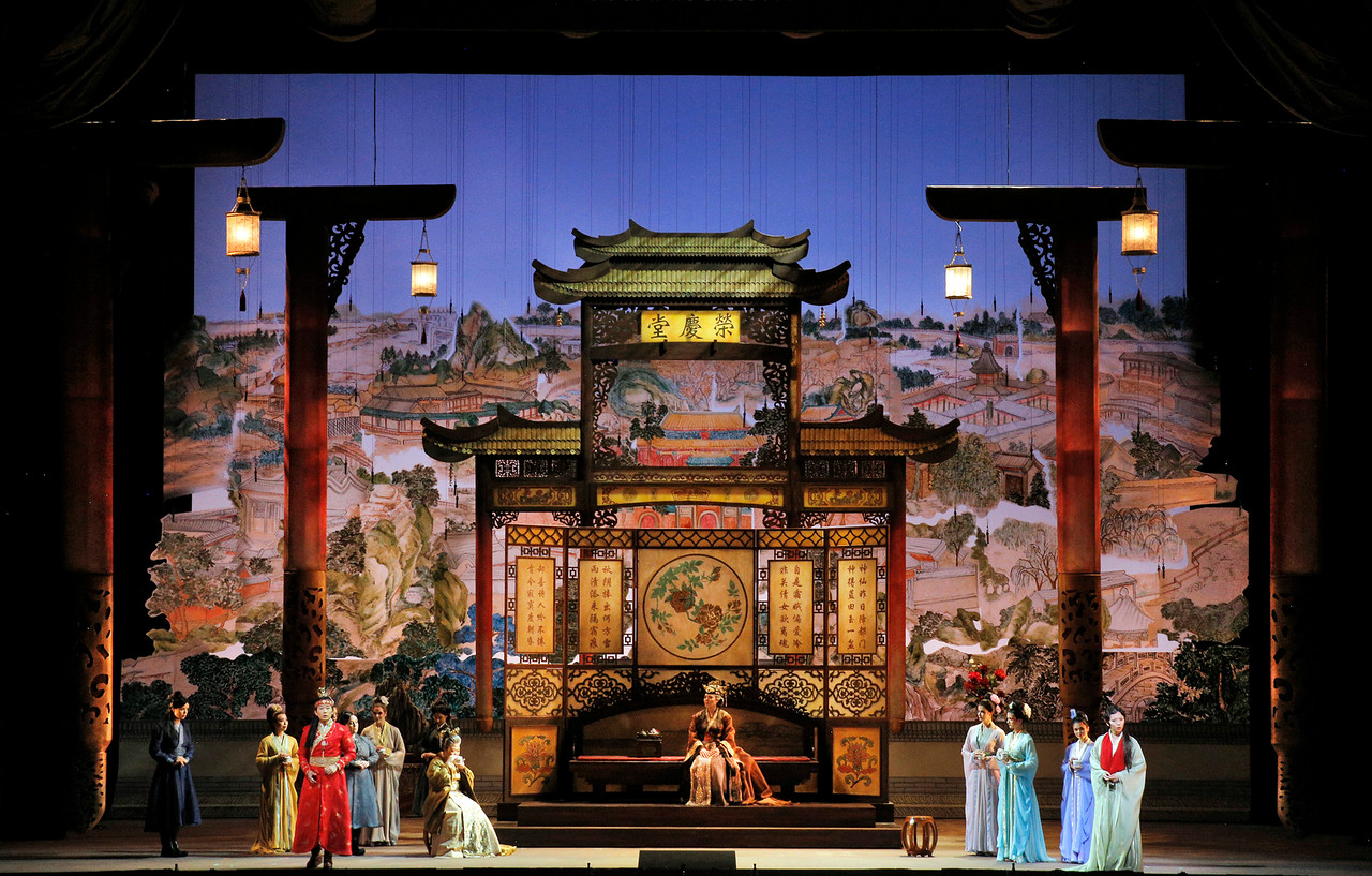 Review Dream Of The Red Chamber At SF Opera