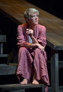 Sherman Fracher as Beverly Weston. Photo Credit: Kevin Berne.